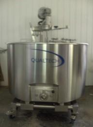 Cheese Vat Pasteurizer (hybrid) 200L