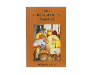The Cheesemaker's Manual by M. Morris