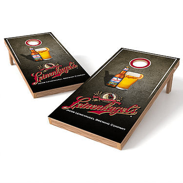 Official 2x4 Leinenkugels Brewing Cornhole Game