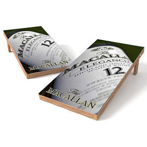 Official 2x4 Macallan Cornhole Game