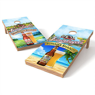 Official 2x4 Leinenkugels Grapefruit Summer Shandy Cornhole Game