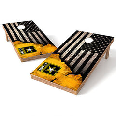 Official Size 2x4 US Army Cornhole Game