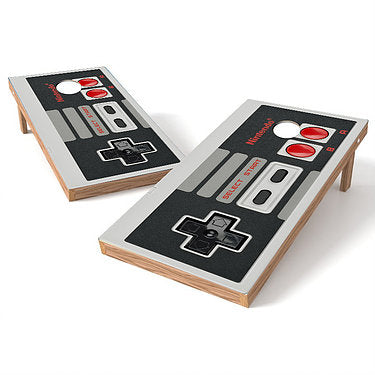 Official Size 2x4 Nintendo Cornhole Game