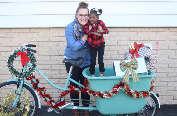 Meet ELLIE: 2017 WINNER🚲of the DISABILITY AWARENESS GIVEAWAY!!