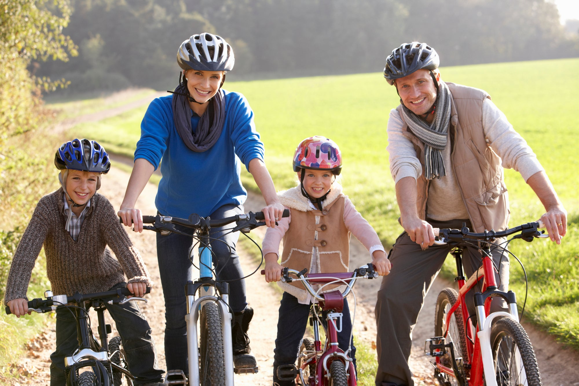 The Benefits of Children Cycling, Part 1