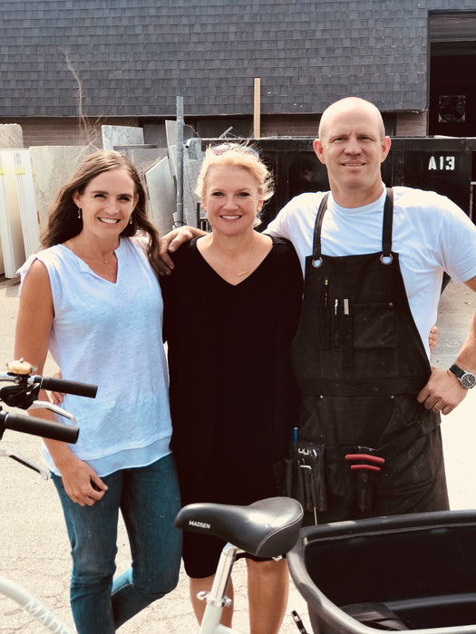 Changing Lives - Alissa's inspiring journey to weight loss and freedom - with her Madsen Bucket Bike. Filming and Cinematography by Dan Kettle, Elements in Motion Films