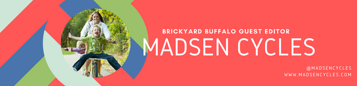 Brickyard Buffalo / MADSEN Cycles Guest Editor Week