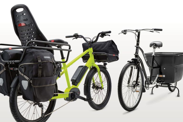 MADSEN made the list of Bicycling Magazine's top cargo bikes to replace a minivan!