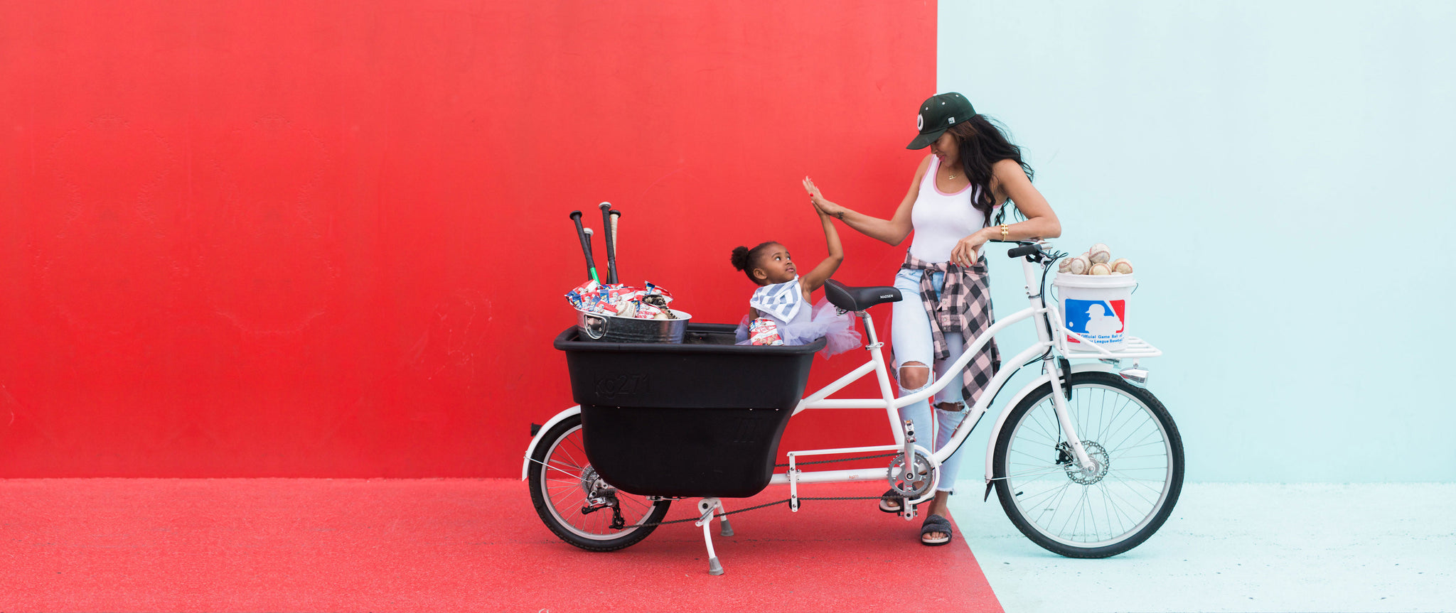 Madsen Cycles   A Fun, Unique Bicycle for the Family