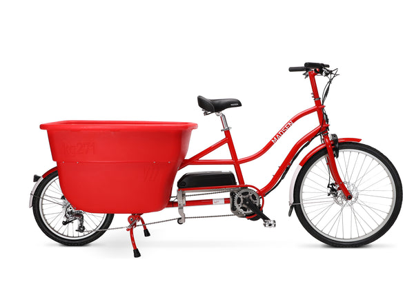 Electric MADSEN 2020 Candy Apple Red - *BACKORDER