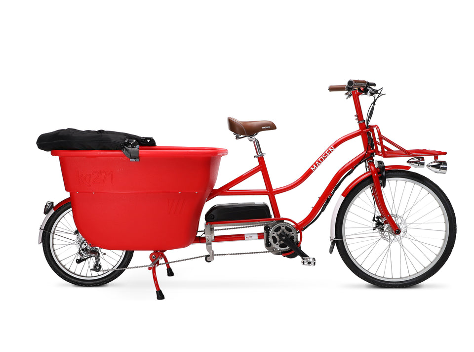Electric MADSEN 2020 Candy Apple Red Fully Loaded