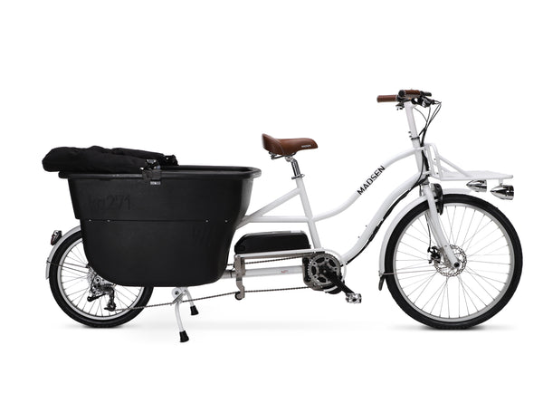 Electric MADSEN 2020 White Fully Loaded - *BACKORDER