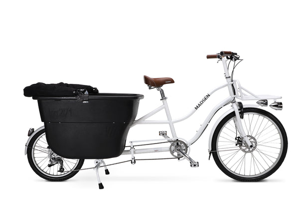 MADSEN 2020 White Fully Loaded - *BACKORDER