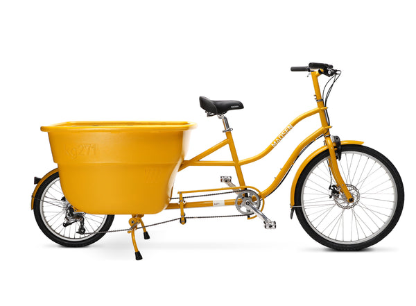 *NEW* MADSEN 2019 Mustard Yellow - Limited Edition