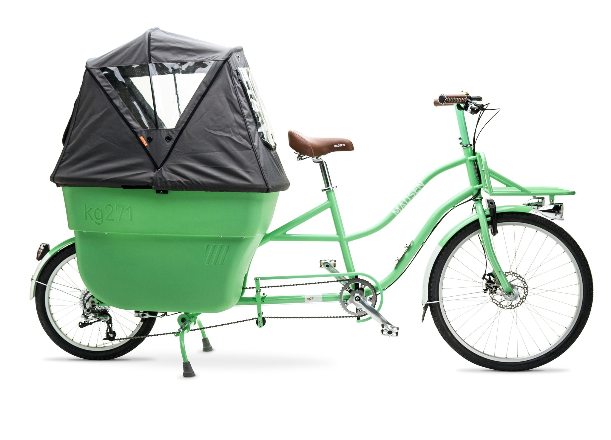 Madsen Cycles | A Fun, Unique Bicycle for the Family