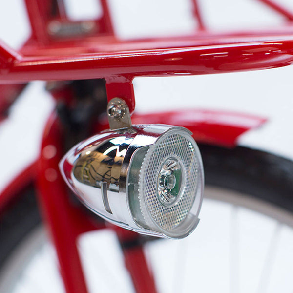 MADSEN LED Front Bike Light - PLASTIC