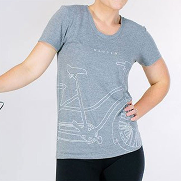 Limited Edition MADSEN Bike Wrap Tee