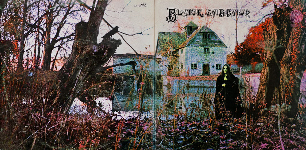 black sabbath witch