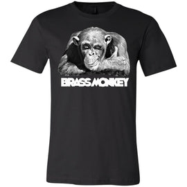 Brass Monkey T Shirt - Beastie Boys Drink Tee - Brass Monkey Song Shirt
