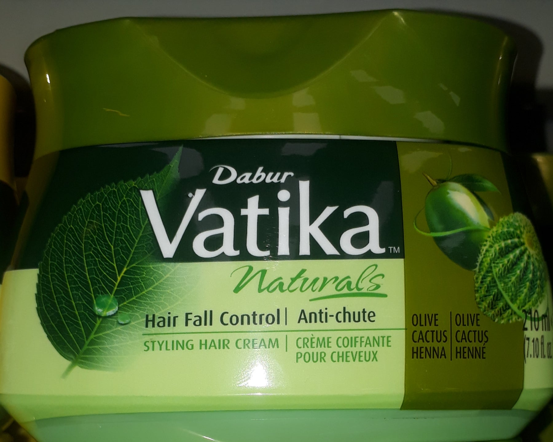 Dabur Hair cream Hair fall control 210ml