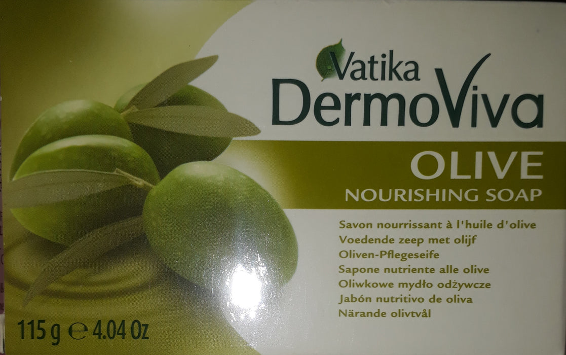 Dabur Natural Olive Soap 115g