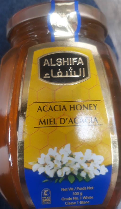 Alshifa Acacia Honey 500G
