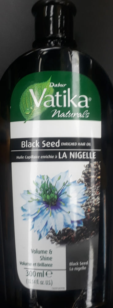 Dabur Vatika Black Seed Hair Oil 300ML