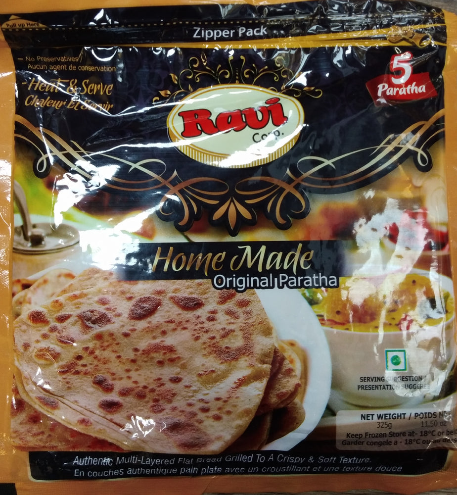 Ravi Parantha Original 325gm