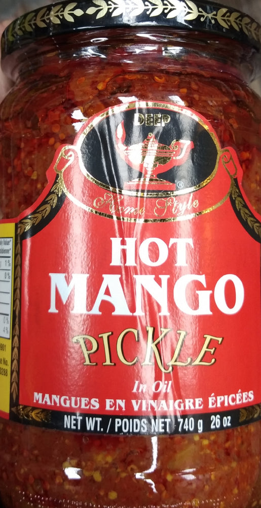PIP hot Mango Pickle 740gm