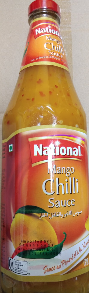 National Mango Chilli Sauce 800gm