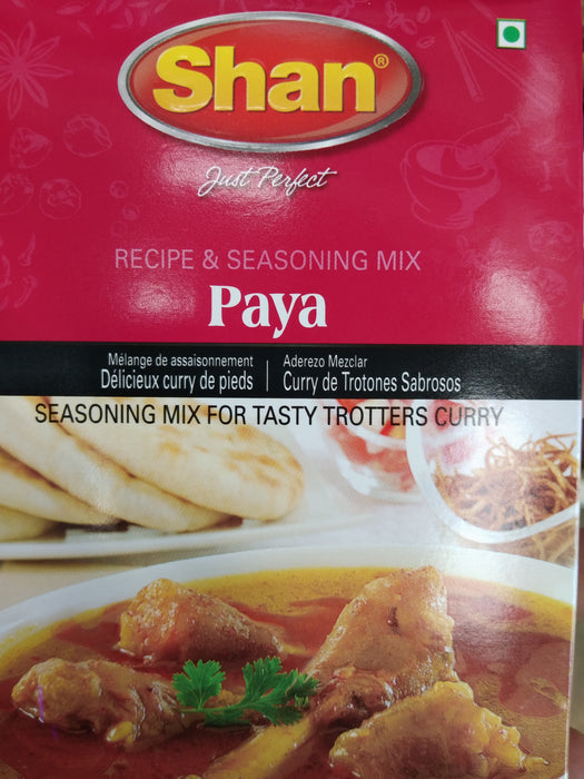 Shan Paya Curry Mix 50g