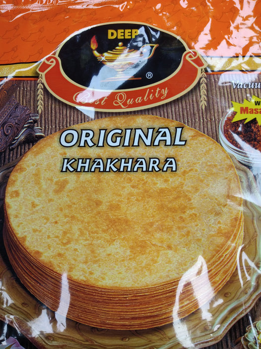 Deep Khakra Original 200gm