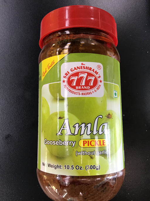 777 Amla Pickle 300gm