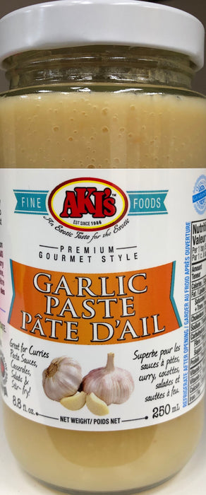 Akis Garlic Paste 250ml