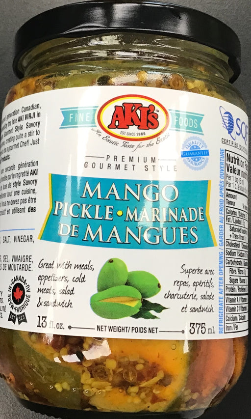 Akis Mango Pickle 375ml