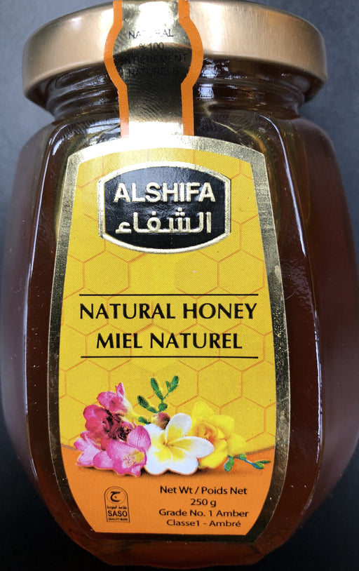 Alshifa Natural Honey 250G
