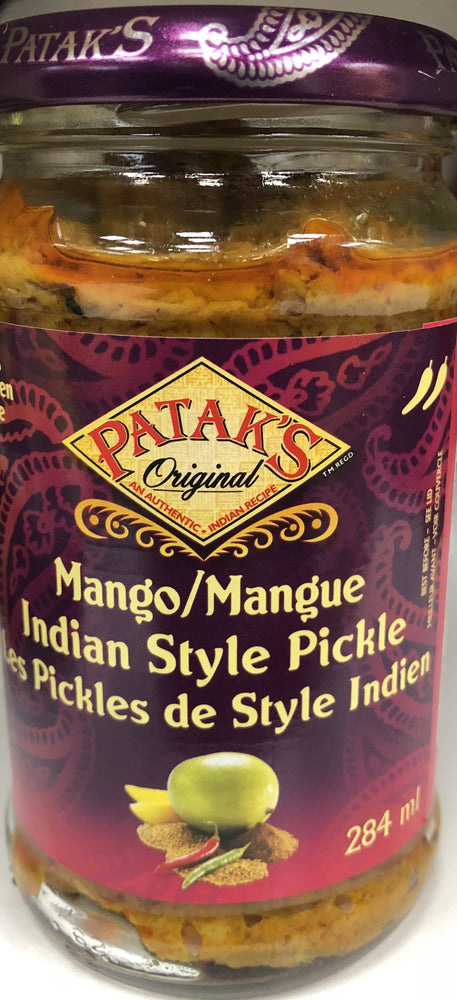 Patak Mango pickle 284g