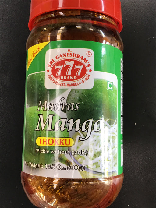 777 Mango Thokku Pickle 300gm