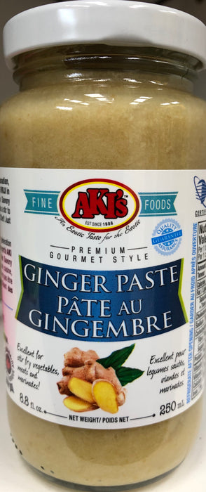 Akis Ginger Paste 250ml