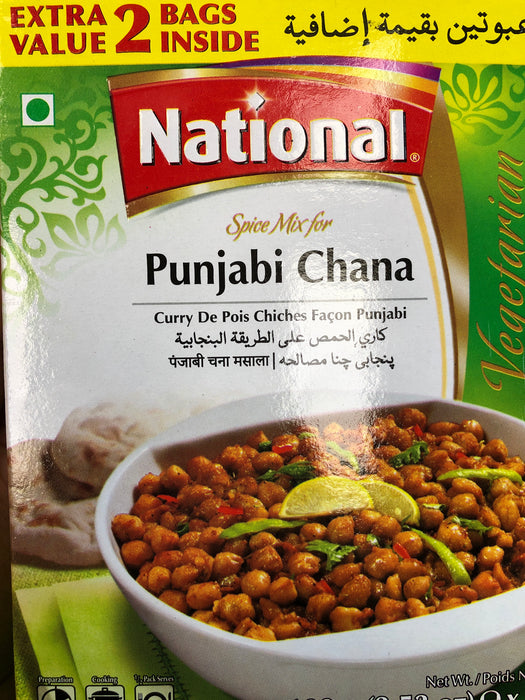 National Punjabi Chana 200g