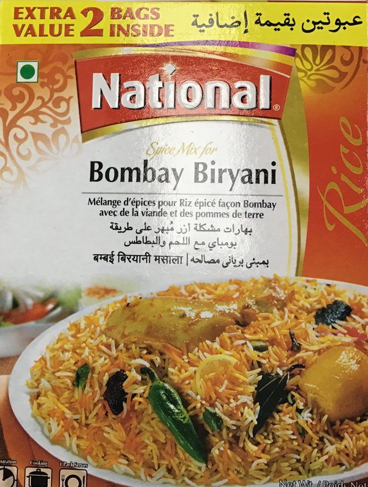 National Bombay Biryani 140g
