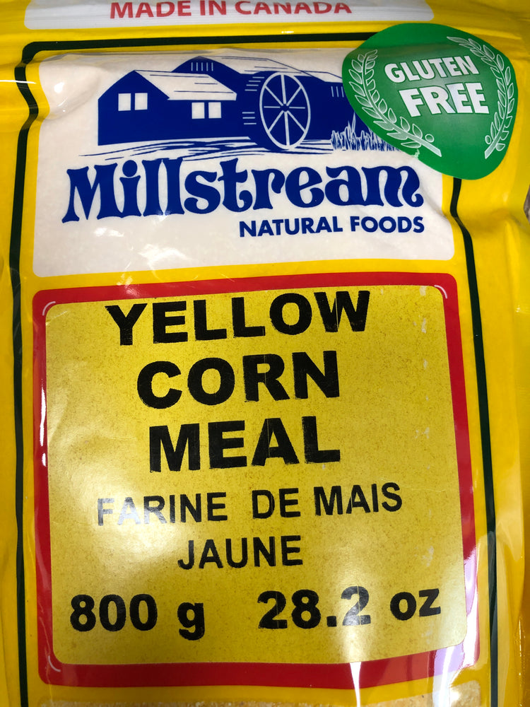 Millstream Yellow Corn Meal 800g
