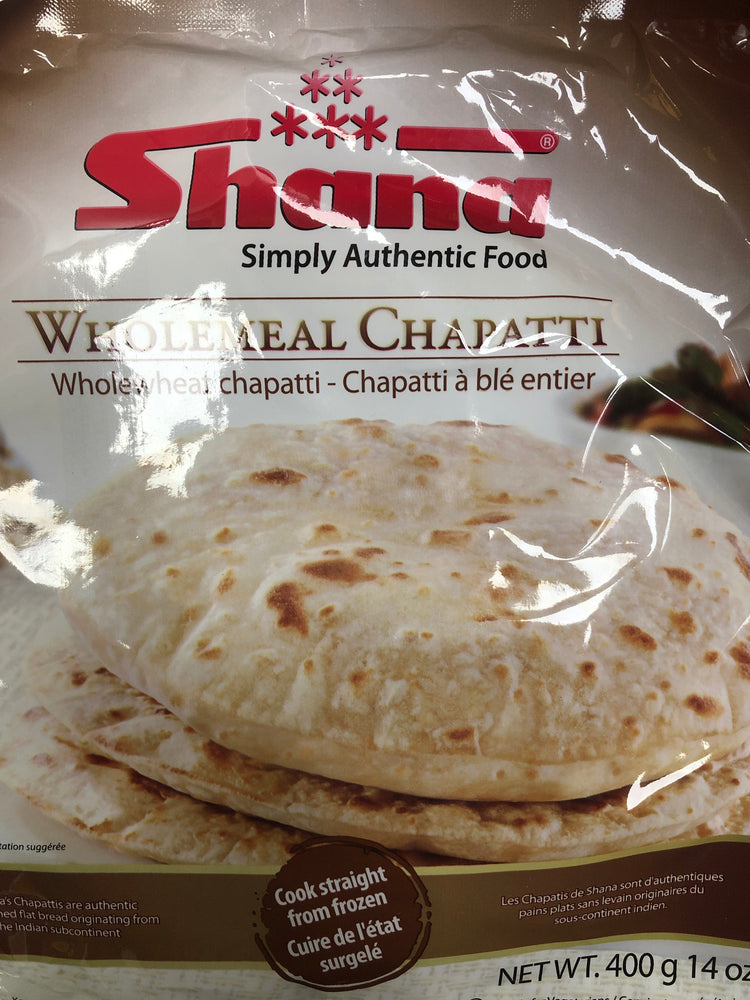 Shana Whole Wheat Chapatti