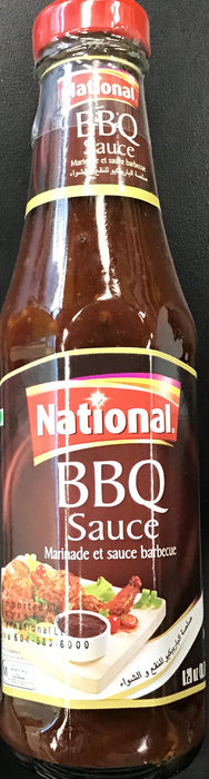 National BBQ Sauce 320gm