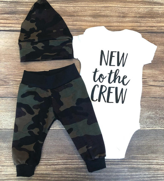 f5def91bf Premium Newborn Coming Home Outfits – Josie and James