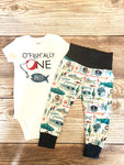 O Fish Ally ONE Birthday Outfit, Fishing outfit, Birthday Fishing, Fishing Buddy