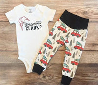 You Serious Clark? - Baby & Toddler Christmas Outfit