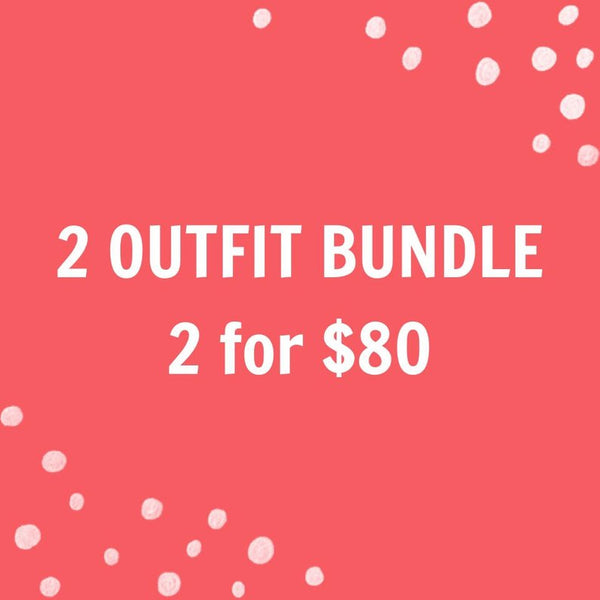 2 Outfit Bundle - Josie and James
