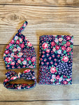 The Janie Floral Swaddle Set - Josie and James