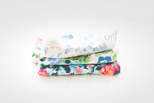 Swaddle Bundle - Josie and James